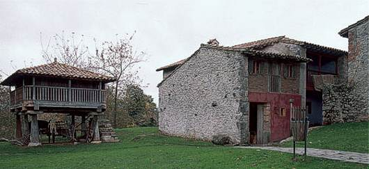Museo etnogáfico del Oriente de Asturias- LLanes(Asturias)